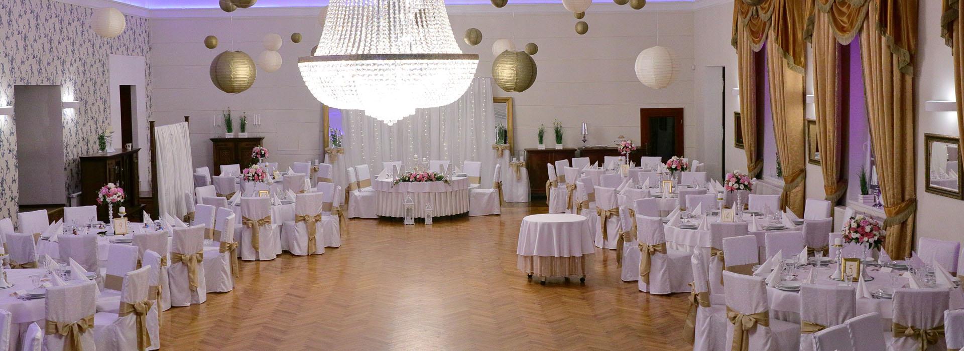 Przyjecia Weselne Apartamenty Restauracja Namyslow Limba